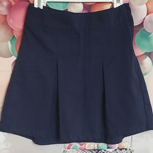 """Cat & jack"" girl school uniform skirt"